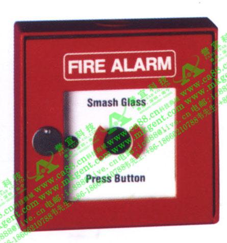 德国esser安舍消防精灵8000系统4421地址式手动报警器4421